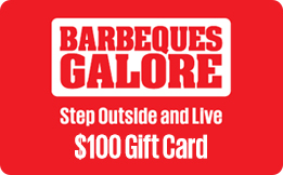 Barbeques Galore Gift Card - $100