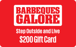 Barbeques Galore Gift Card - $200