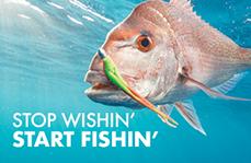 Stop Wishin' Start Fishin'
