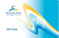 Ballina Fair Gift Card