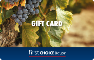 Close up of grapevine, can only be used at First Choice Liquor