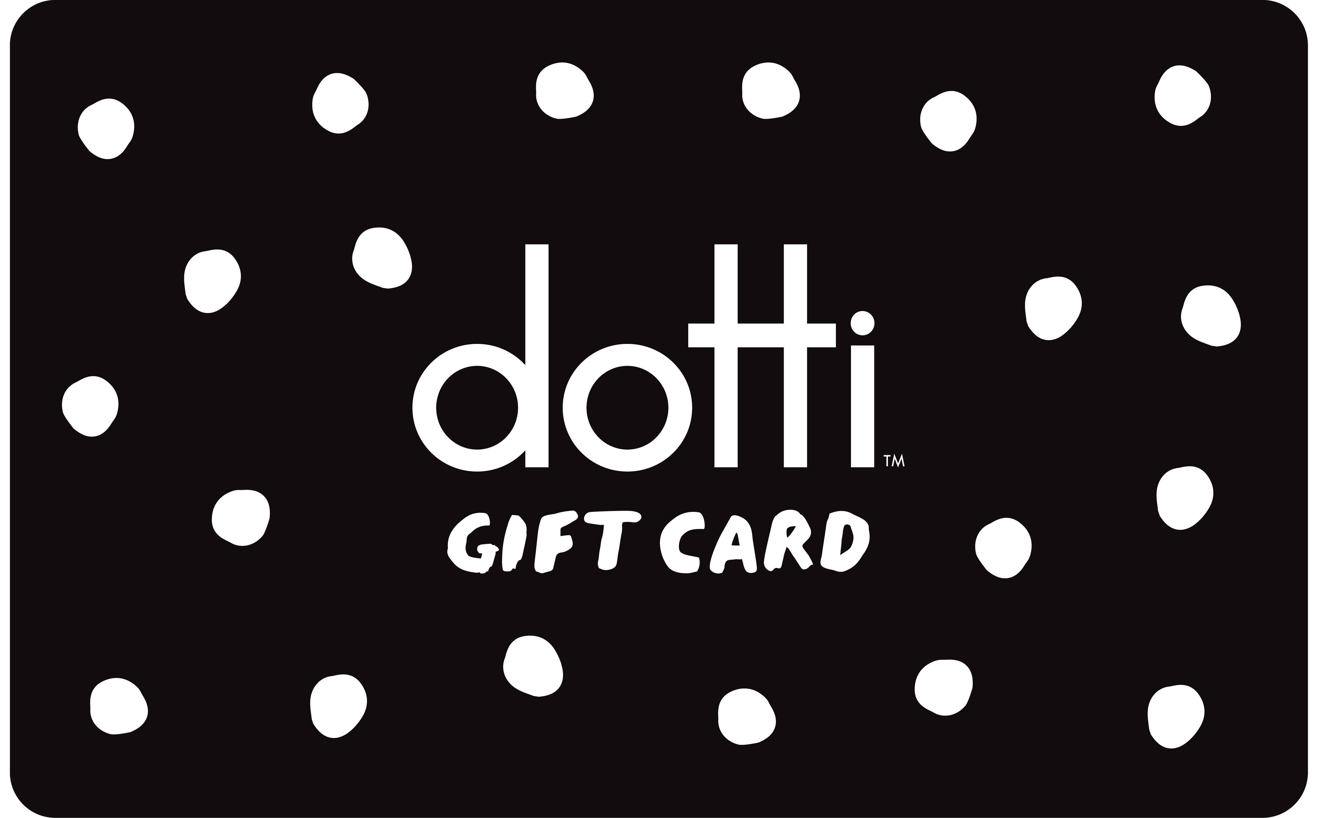 Gift Card Dots