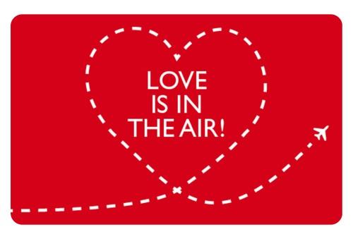 e-Gift Card – Love Theme