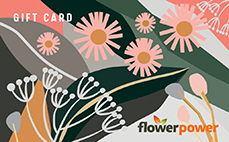 Flower Power eGift Card – Design 3