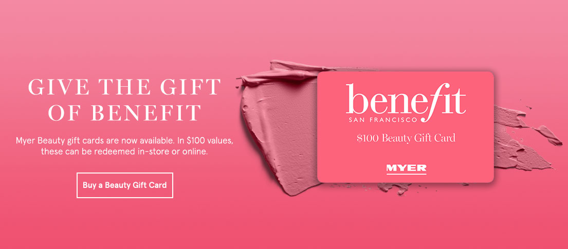 Benefits Gift Card