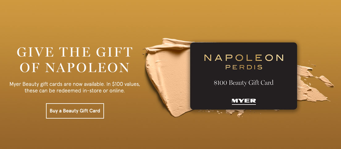 Napoleon Gift Card