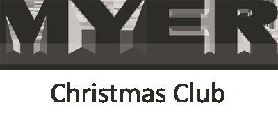 Myer Christmas Club