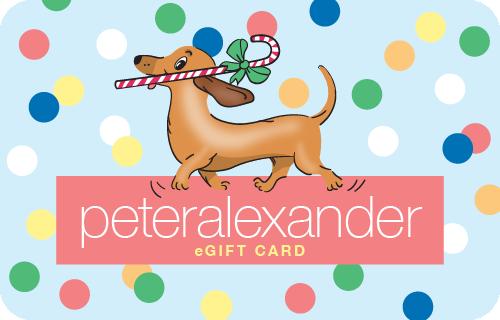 eGift Card Christmas Dog