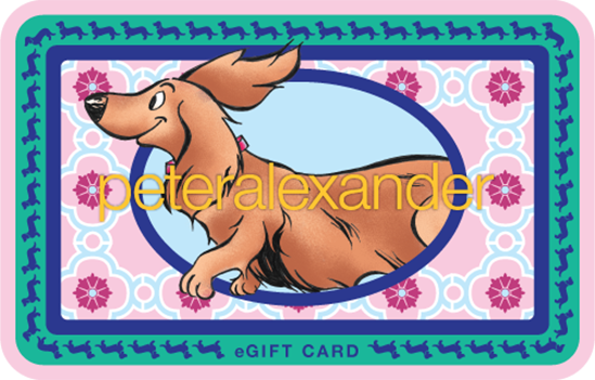 eGift Card Penny Print