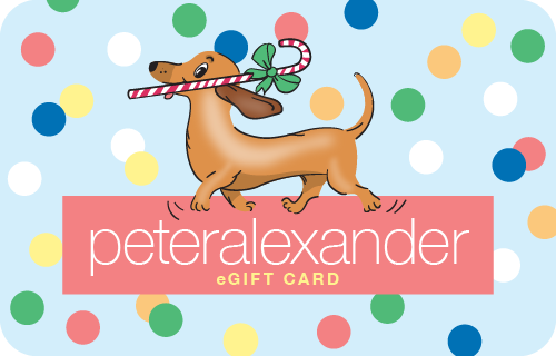 eGift Card Christmas Dog