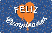 Happy Birthday - eGift Card