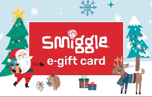 eGift Card Santa
