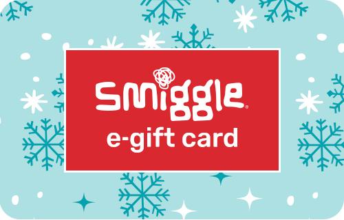 eGift Card Snow