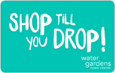 Watergardens Gift Card